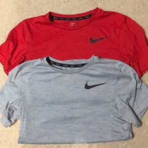 Youth Dry Fit Nike short sleeve Tees